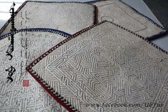 Mongolian felt art