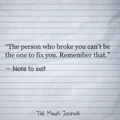The one who breaks is usually not the one who fixes too Bible Verses Quotes, Poetry Quotes, Words Quotes, Sayings, Daily Quotes, Best Quotes, Life Quotes, Awesome Quotes, Savage Quotes