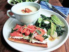 #Lunch #SmokedSalmon #Salad #Bread #Food #Cuisine #Inthekitchen #Cooking #Baking #Recipe