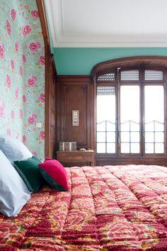 Een kleurrijk huis in Bordeaux met een mix van onze moodboards