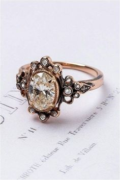 Antique engagement rings vintage (29)