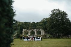 Dreamy UK Wedding locations. Despite the rain, it was the most fairytale location and I wouldn't change a thing! Read more about the location here Www.LeanLivingGirl.com