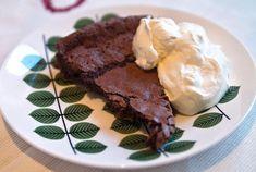Make a Divine Swedish Chocolate Cake in Under 40 Minutes