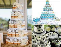 Торт с пирожными на свадьбу - виды тортов, советы по выбору и видео-рецепт