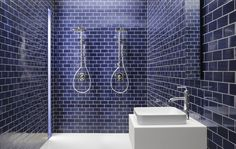 HydroRail shower column by Kohler. A great way to have 2shower head options with only one plumbing rough-in