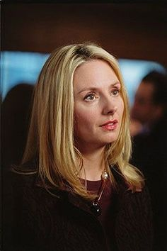 "Hope Davis  of ""Allegiance"" Finally a Woman my own Age That I Find  Exquisite !! (If I was going to Defect...I'd definitely deflect With a Fox like her!!!"