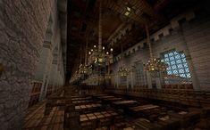 Gallery For Minecraft Castle Interior Design Ideas | Smart House ...