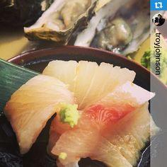 #OceanaCoastal brunch views, courtesy of @_troyjohnson. ・・・Sushi for breakfast. Phenomenal brunch at the Catamaran. #SanDiego #food #foodporn