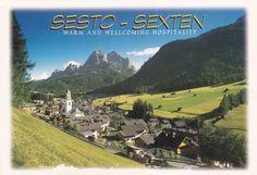 Sesto (Italy) - Postcard