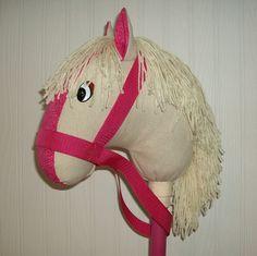 Meet Kate ~ Child's Stick Horse Toy / Kid's Stick Horse / Stick Horse / Stick Pony / Great Child Valentine Gift  by JazziGenShoppe