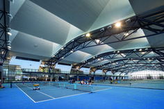 Gallery Of National Tennis Centre Jackson Architecture