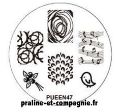 Love Elements #47 | PUEEN shop: praline-et-compagnie.fr ✨ photo credit :  #pueen #pueencosmetics #stamping #stampingplates #stamper #nailvinyl #pochoir #nouveaute #new #npa #nailart #nailstagram #nailista #nailpolish #nailenamel