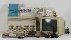 ORDENADOR PERSONAL COMMODORE 128. COMPLETO. CAJA ORIGINAL. SONY. 1985. (Juguetes - Videojuegos y Consolas - Commodore)