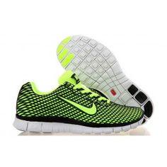 Købe Nike Free 5.0 Woven Sort Grøn Hvid Herre Skobutik   Sælge Nike Free 5.0 Woven Skobutik   Nike Free Skobutik Salg   denmarksko.com