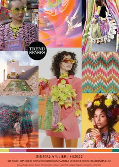 Spring Summer Trends, Spring Fashion Trends, Fashion Colours, Colorful Fashion, Fashion Forecasting, Theme Color, Future Trends, Mellow Yellow, Color Trends