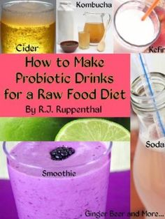 Free download for 23 September 2012 : How to Make Probiotic Drinks for a Raw Food Diet: Kefir, Kombucha, Ginger Beer, and Naturally Fermented Ciders, Sodas, and Smoothies by R.J. Ruppenthal http://www.dailyfreebooks.com/bookinfo.php?book=aHR0cDovL3d3dy5hbWF6b24uY29tL2dwL3Byb2R1Y3QvQjAwOUVPSUhWTS8/dGFnPWRhaWx5ZmItMjA=