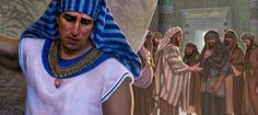 Joseph hears his brothers express deep regret over their cruel behavior years earlier Caleb Y Sofia, Sons Of Jacob, What Kind Of Man, Christian Pictures, Christian Artwork, Tamil Bible, Bible Illustrations, Bible Pictures, Biblical Art