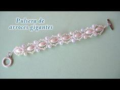 Como hacer un colgante de racimo de uva con abalorios y perlas DIY - YouTube