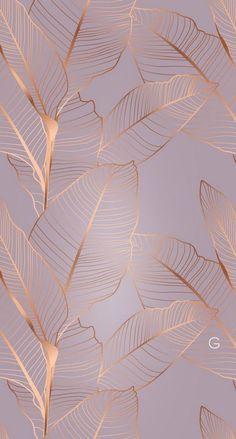 Gold Wallpaper Background, Rose Gold Wallpaper, Flowery Wallpaper, Phone Wallpaper Images, Flower Phone Wallpaper, Pink Wallpaper Iphone, Iphone Wallpaper Tumblr Aesthetic, Aesthetic Pastel Wallpaper, Cute Wallpaper Backgrounds