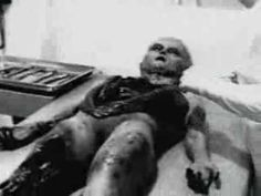 Alien Autopsy Film Roswell New Mexico...you decide