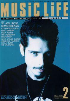 #ChrisCornell #Soundgarden