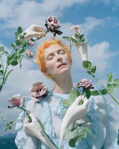 tim walker tilda swinton - Buscar con Google