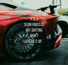 Speed it up! Motivation #motivation
