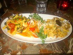 Tris di Pasta, Lasciate Fare a Me @ Restaurant La Baracca