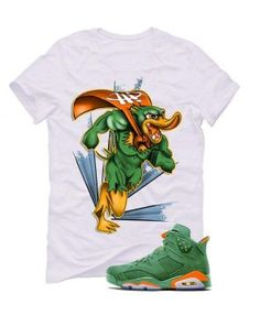 56d82a95127 ... Official illCurrency Shirts to match Jordan 6 Gatorade Green sneakers.  These are high quality sneaker ...