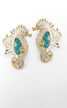 Critter Earrings $38