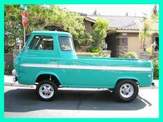 1965 Ford Econoline GASSER Style Pickup