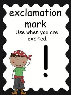 Seymour's Super Stars: Getting Ready for School & FREE Pirate Punctuation Posters Punctuation Posters, Punctuation Worksheets, Language Study, Language Arts, Teaching Activities, Teaching Ideas, Teach Like A Pirate, Handwriting Worksheets For Kids, Classroom Rules