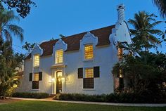On the Market: A Charming Cape Dutch Style Home in Coral Gables, Florida