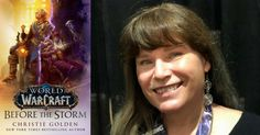 Before the Storm Author Christie Golden on a Career in Tie-In Fiction - Unbound Worlds Penguin Random House, Sci Fi Fantasy, New Job, Bestselling Author, Writer, Career, Fiction, Geek, Life