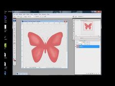 In this photoshop tutorial, I show you how to add a color burn around the edges of your shapes to give an inked feel and also how to use the dodge and burn t...
