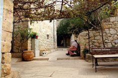 قرية ديرستيا - نابلس