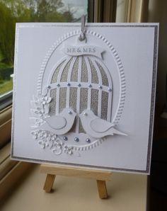 Love Birds by sistersandie - Cards and Paper Crafts at Splitcoaststampers