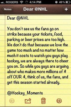 Well said @Hockey_Moments, very well said.