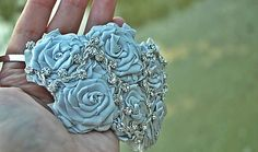 sk - Handmade Ozdoby do vlasov Rings, Floral, Flowers, Handmade, Jewelry, Hand Made, Jewlery, Jewerly, Ring