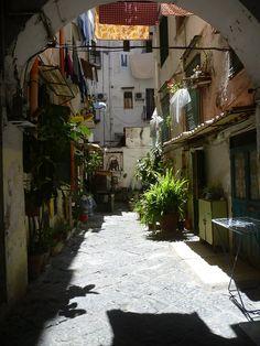 Napoli, downtown