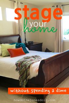 Is it possible to stage your home without spending a dime? Jayleen walks you through room by room as she declutters, rearranges, and cleans! You'll be amazed at the difference it makes!