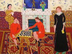 La famiglia del pittore di Henri Matisse