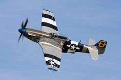 North American P-51D Mustang by NamelessFaithlessGod