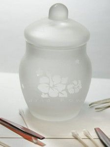 Frosted glass jar + a winner - Crafty Nest Dyi Crafts, Space Crafts, Cute Crafts, Craft Space, Crafts With Glass Jars, Glass Engraving, Glass Blocks, Glass Containers, Frosted Glass
