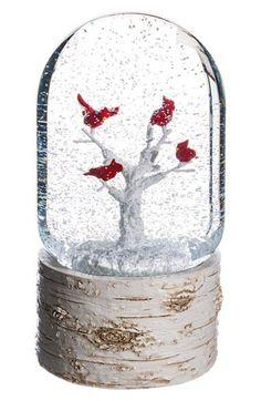 Cardinal Musical Snow Globe                                                                                                                                                                                 More