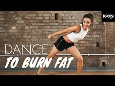 Work Out: Dance to Burn Fat | Danielle Peazer - YouTube