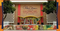 Proposed rendering of the Cheech Marin Center for Chicano Art , Culture, and Industry. Courtesy of Riverside Art Museum.