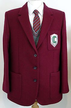 School-Uniform-Blazers-With-Trim-Wool-Flannel-Wool-Worsted-Adult-Sizes