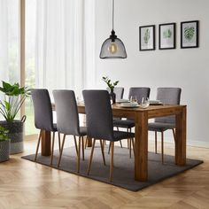 Gartentisch aus Akazie ca. 180x90cm 'Henry' online kaufen ➤ mömax Dining Table, Furniture, Modern, Home Decor, Tree Trunk Table, Oak Tree, Living Room, Build House, Trendy Tree