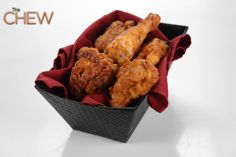 Michael Symon's Hot Sauce Fried Chicken recipe #thechew